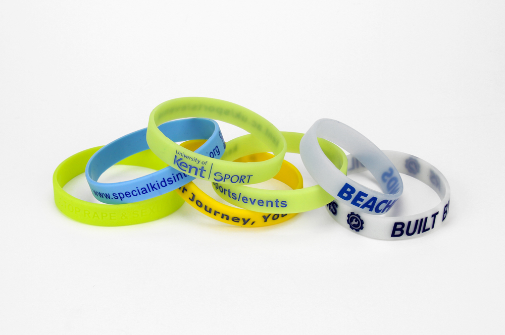 Glow In The Dark Silicone Wristbands 68