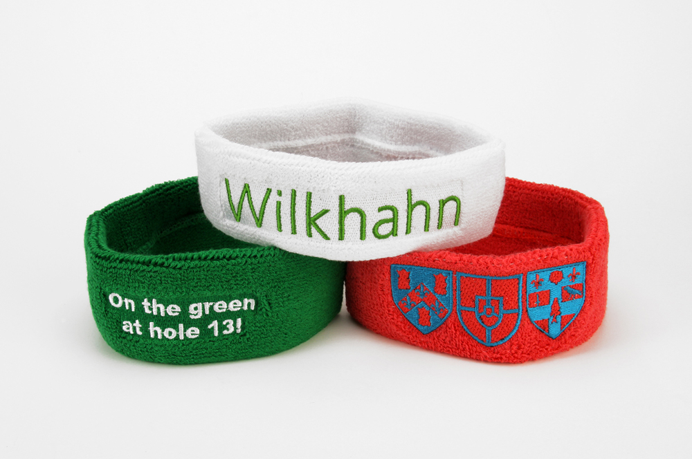 Personalised Headbands and Custom Sweatbands  a37e1497b6e