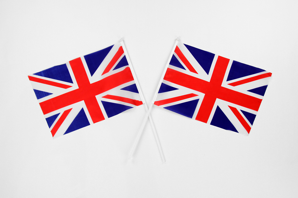 Personalised Car Flags Uk