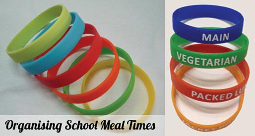 Organising School Meal Times
