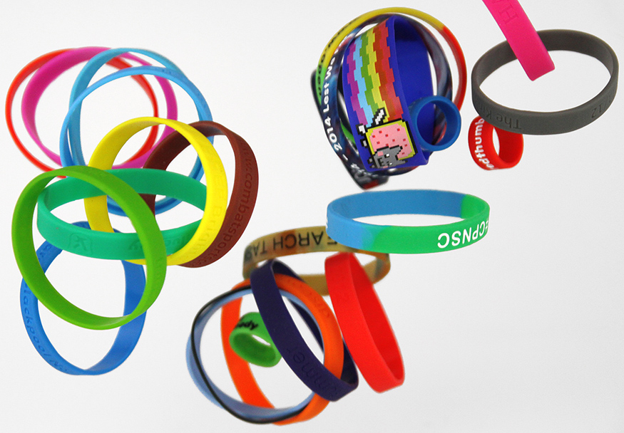 Marketing with Silicone Wristbands