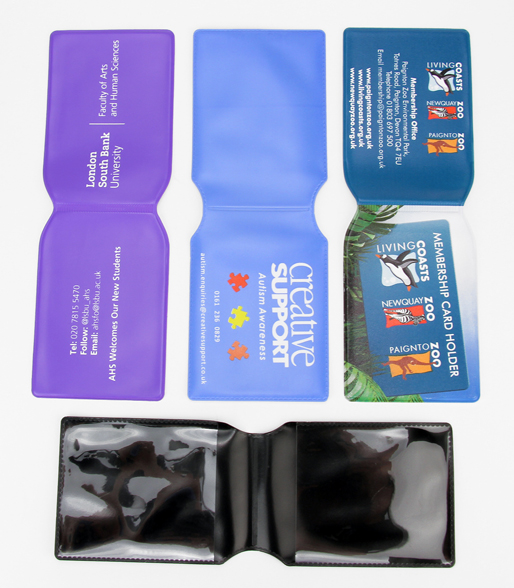 Oyster Card Holders and Travel Card Holders