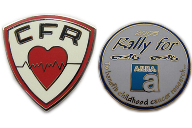Custom Enamel Badges for Promotions and Events