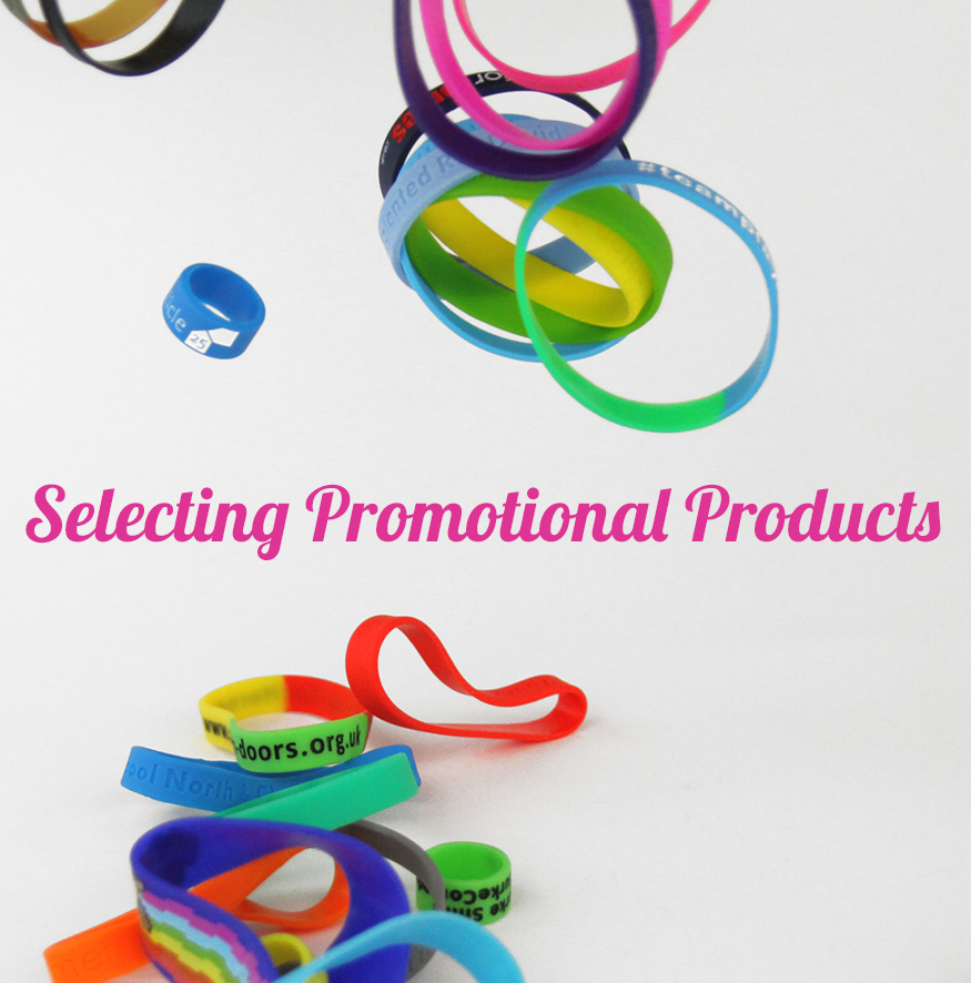 Selecting Promotional Products