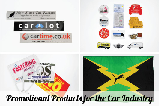 Promotional Products for the Car Industry