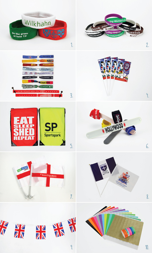 Promotional Products for Summer Events