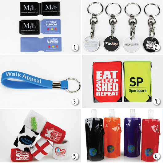 Brand Awareness Through Promotional Products