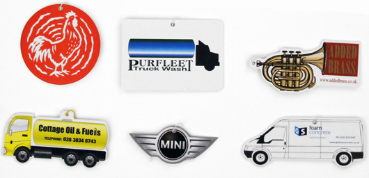 Custom Car Air Fresheners