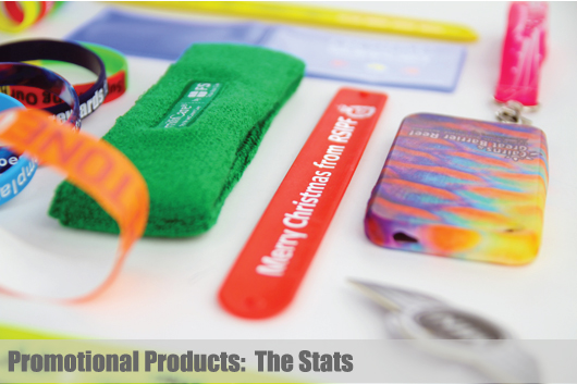 Promotional Products - The Stats