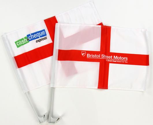 Customised England Flags