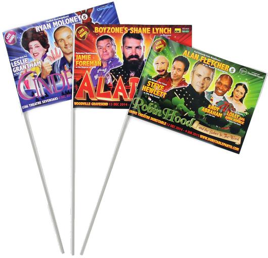Panto Flags