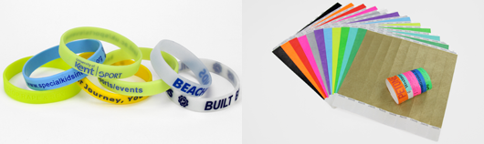 Wristbands for Ticketing