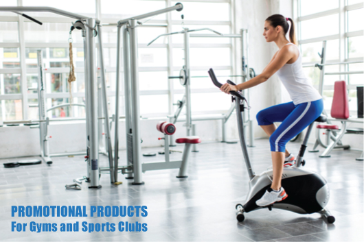 Promotional Products for Gyms and Sports Clubs
