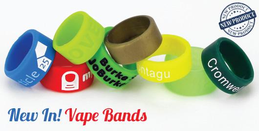 Custom Vape Bands