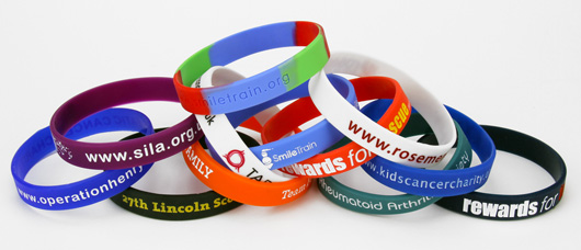 Charity Wristbands