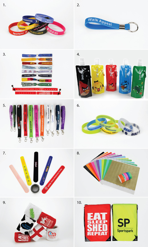 Promotional Merchandise for Colleges and Universities
