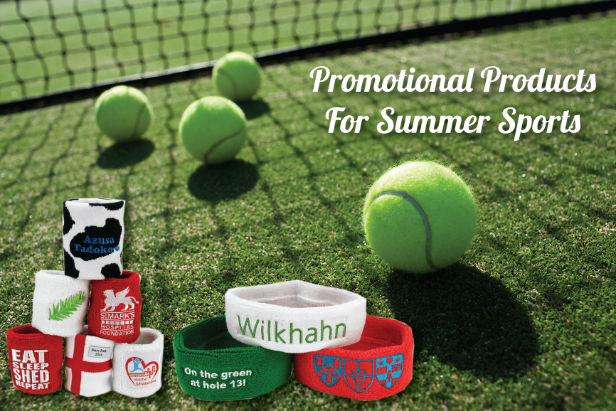Promotional Products for Summer Sports Events