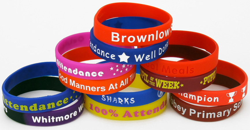 School Wristbands