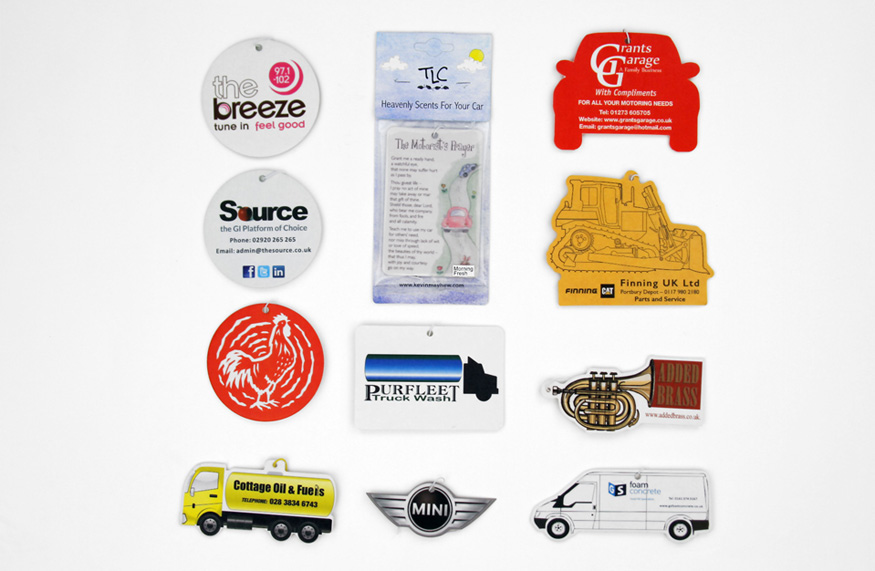 Car Air Fresheners, a great promo gift