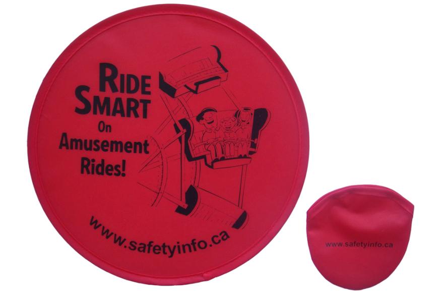 Custom Foldable Frisbee