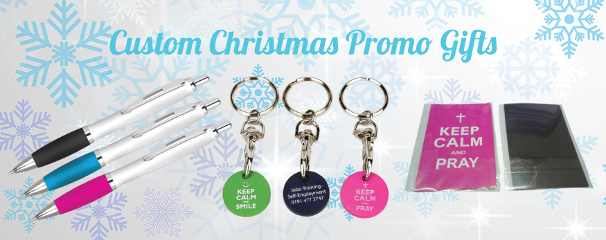 Custom Christmas Promo Gifts