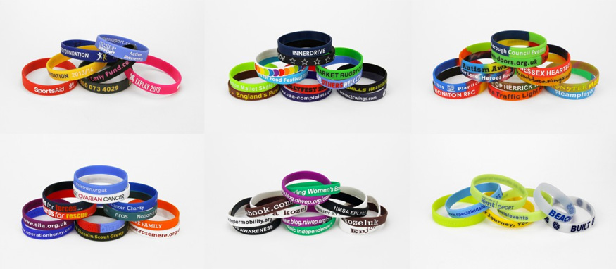Silicone Wristbands: The How And Why